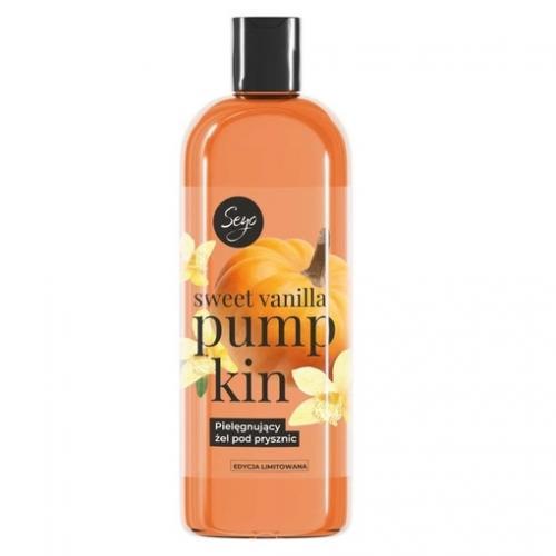 Seyo, Sweet Pumpkin Vanilla, Pielęgnujący żel pod prysznic