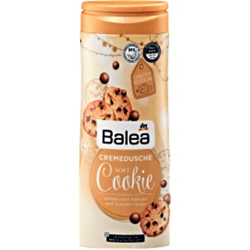 Balea, Cremedusche Soft Cookie (Kremowy żel pod prysznic `Miękkie ciasteczko`)