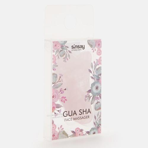 Sinsay, Gua Sha Face Massager (Masażer do twarzy)