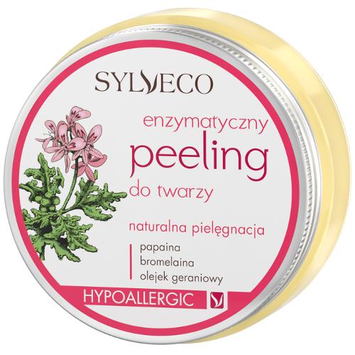 Sylveco, Enzymatyczny peeling do twarzy [Peeling do twarzy `Papaina i bromelaina`]