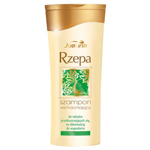 szampon z czarnej rzepy na porost włosów