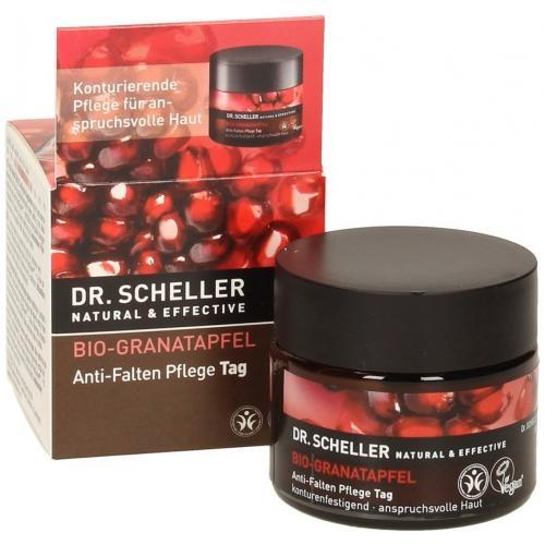 Dr. Scheller, Bio-Granatapfel, Anti-Falten Pflege Tag..