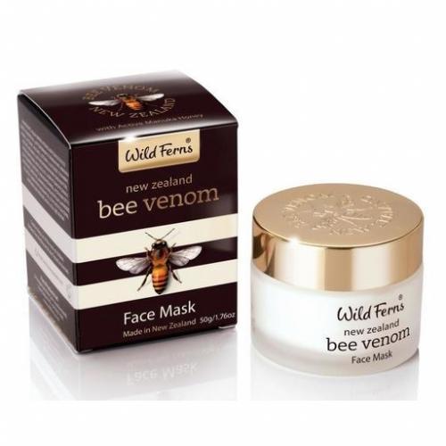 Wild Ferns, Bee Venom, Face Mask (Maska z jadem psczół)