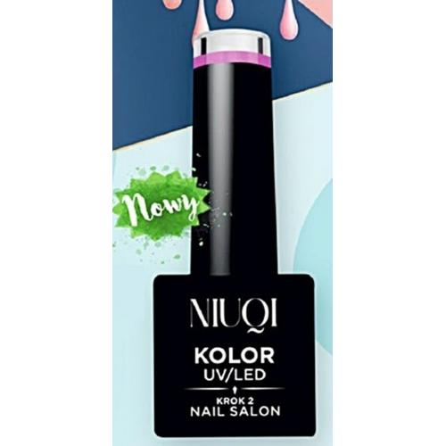 Niuqi, Nail Salon, Lakier hybrydowy kolor UV/LED