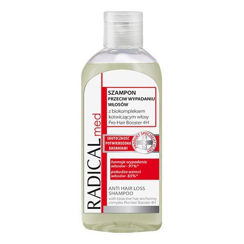 radical med szampon przeciw wypadaniu włosów 300 ml opinie