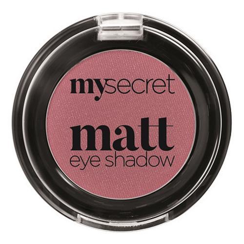 W Mega My Secret, Matt Eyeshadow (nowa wersja) (Matowe cienie do powiek CH64