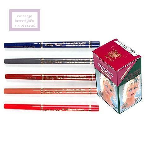 Ruby Rose, Silk Kohl Pencil, Kredka do oczu wykręcana z kohlem