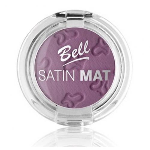 Bell, Satin Mat (Matowe cienie do powiek)