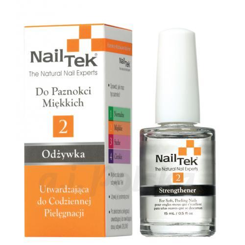 Nail Tek, Formula II Intensive Therapy (Odżywka do paznokci)