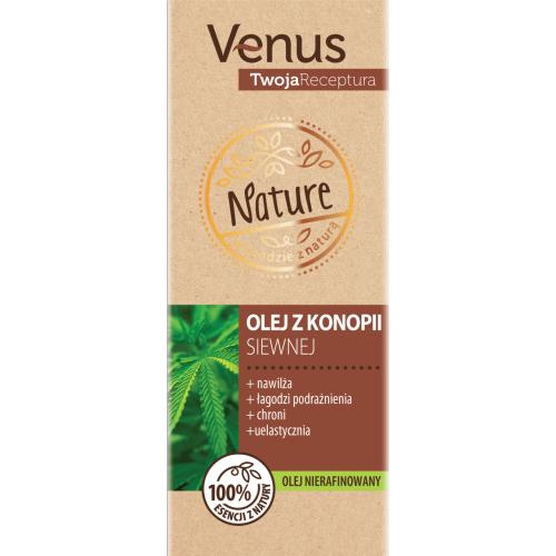 Venus, Twoja Receptura, Olej z konopi siewnej