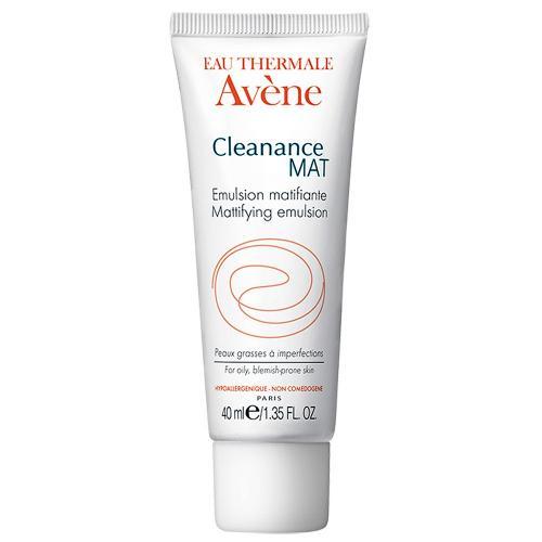 Eau Thermale Avène, Cleanance Mat, Emulsion Matifiante (Emulsja matująca)