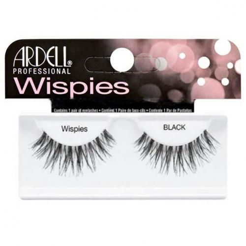 Ardell Lashes, Glamour Wispies Black (Sztuczne rzęsy)