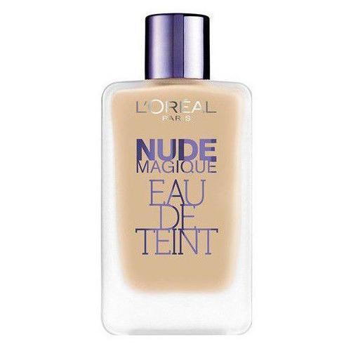 Loreal Nude Magique Eau de Teint (обзор, тест-драйв, моё