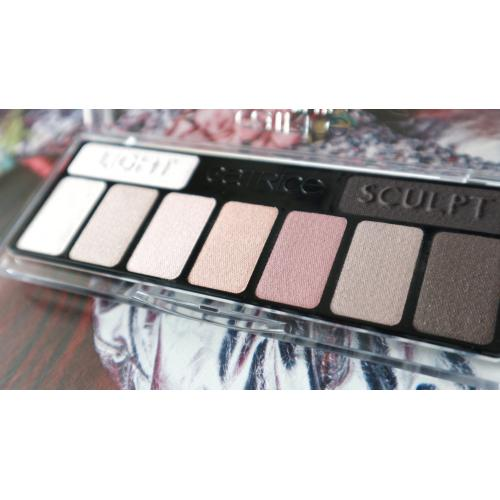 New Catrice The Nude Blossom Collection Eyeshadow Palette