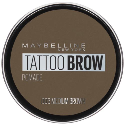 Maybelline Brow Tattoo Pomade Waterproof Wodoodporna Pomada Do Stylizacji Brwi