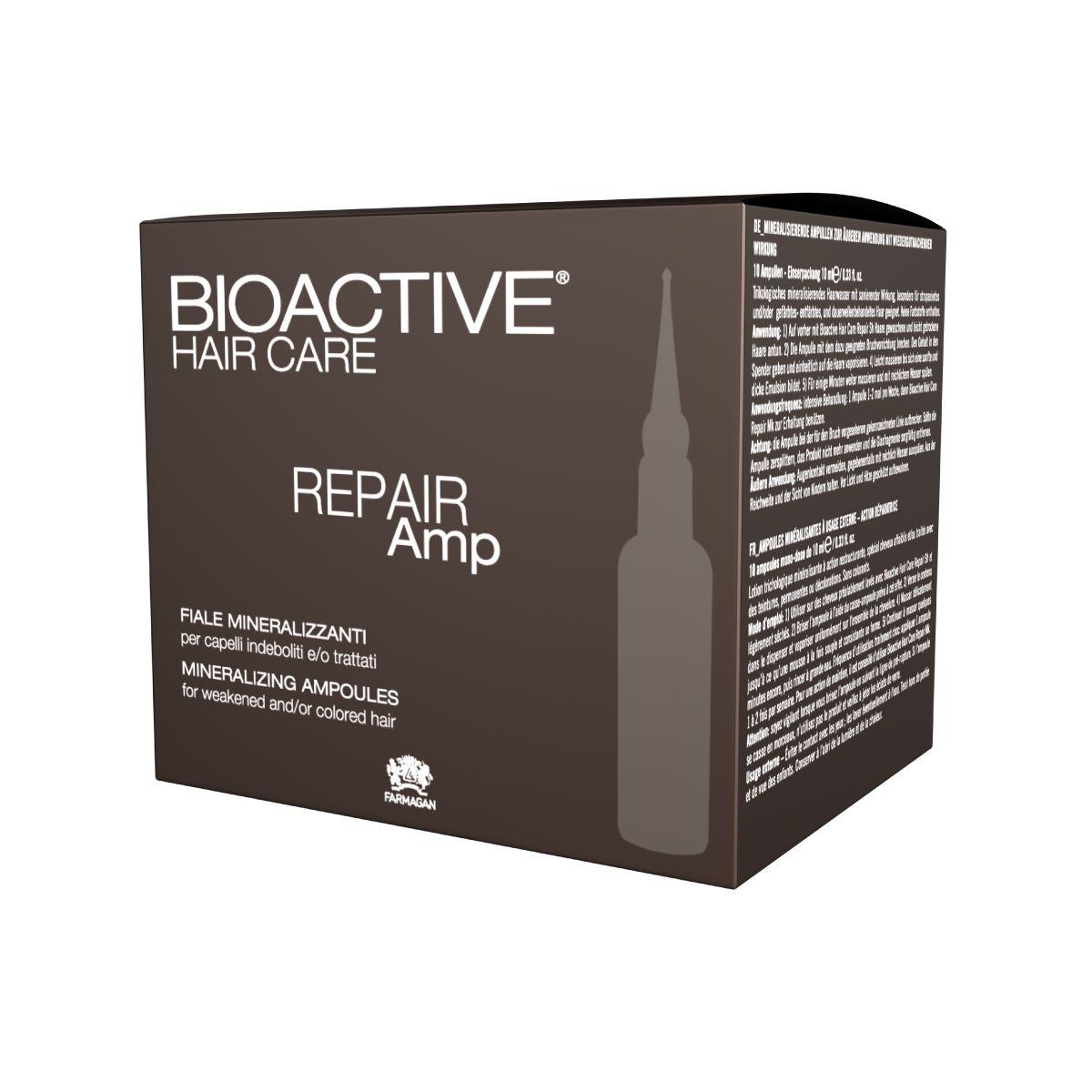 Bioactive Hair Care Repair Amp Mineralizing Ampoules Odbudowujace Ampulki Do Wlosow Cena Opinie Recenzja Kwc