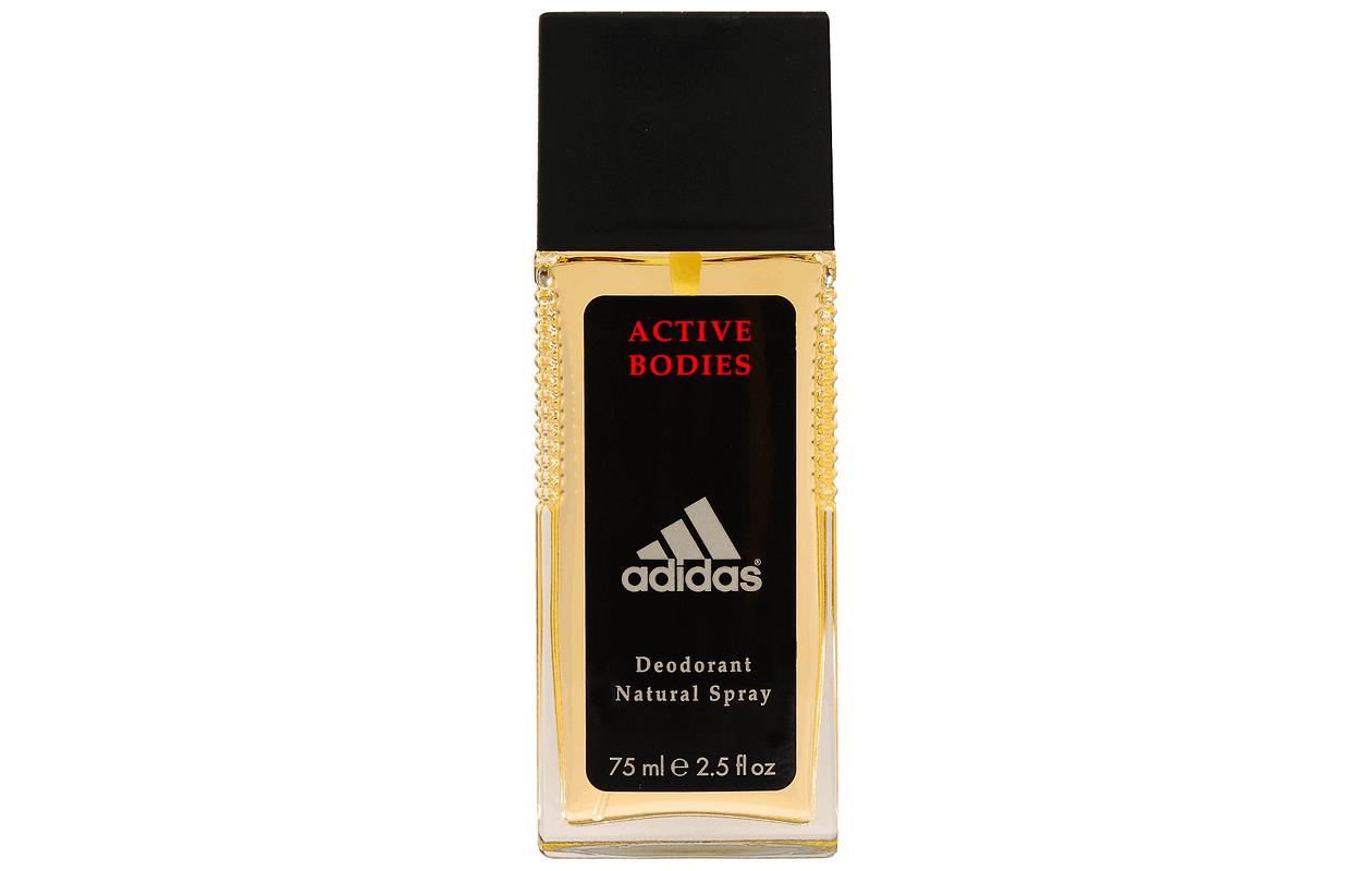 Adidas, Active Bodies, Deodorant Natural Spray (Dezodorant w atomizerze) cena, opinie, recenzja
