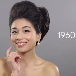 100 Years Of Beauty:  trendy urodowe na Filipinach