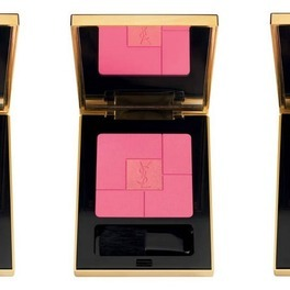Nowe róże do policzków Yves Saint Laurent - Blush Volupté