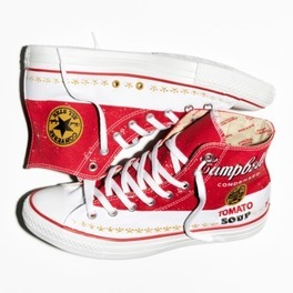 Converse All Star Andy Warhol - wiosna 2015