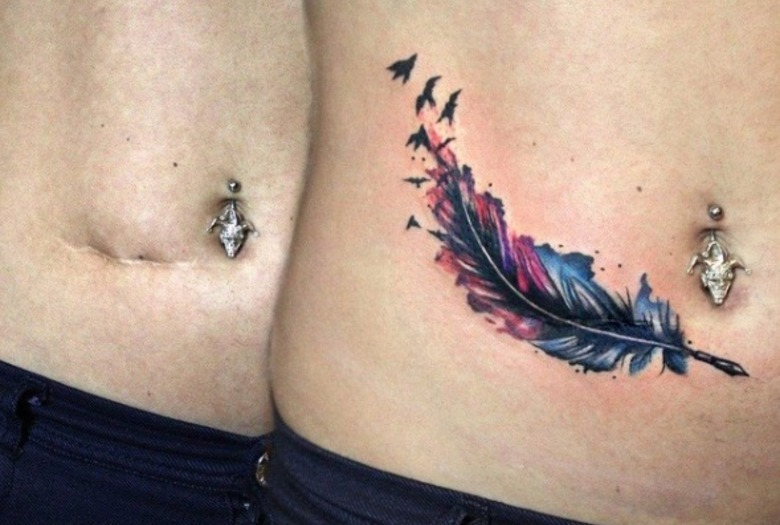 Tatuaże Które Zakrywają Blizny Wizazpl