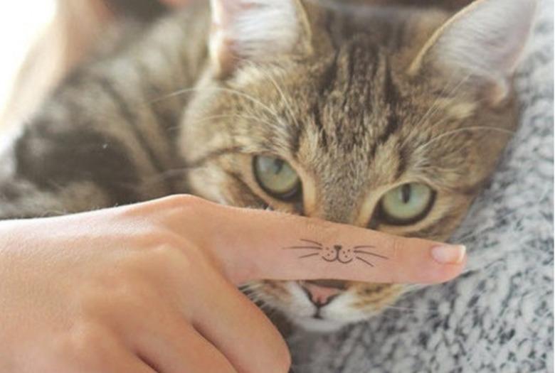 Tatuaże Z Kotami Wizazpl