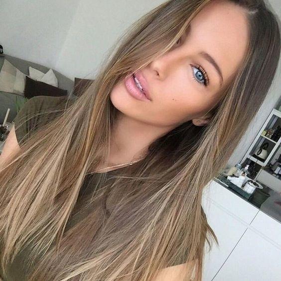 15 Inspirations Of Long Blonde Hair Colors: Najpiękniejsze Odcienie Blondu