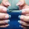 Unicorn nails 3D
