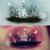 #crowneyeshadow - makijażowy trend na Instagramie