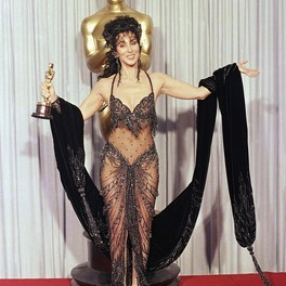 Cher na Oscarach/fot. EN