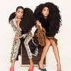 Sioistry Quann - bliźniaczki z niesamowitymi włosami
