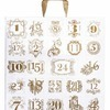 Kalendarz adwentowy z biżuterią, H&M