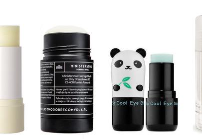 kosmetyki w sztyfcie SKIN79 Ministerstwo Dobrego Mydła TonyMoly HEMPZ