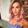 Maffashion w różowych włosach