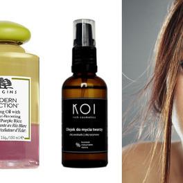 olejki oczyszczające do twarzy erborian origins koi cosmetics