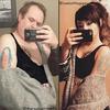 Ojciec odtwarza seksowne selfie córki i podbija Instagram