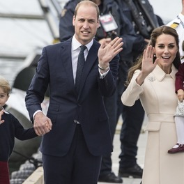 książe william kate george i charlotte