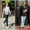 Kate Middleton i księżna Diana w butach Superga