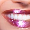Metaliczno- brokatowa szminka Ciate London