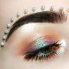 Perłowy makijaż  - trend na jesień 2017