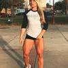 Carriejune Anne Bowlby - amerykańska gwiazda fitness