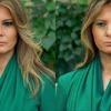 Melania Trump bez makijażu