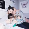 Monica i Christoffer Nyhus - najpiękniejsi rodzice na świecie?