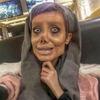 Sahra Tabar - przerażający sobowtór Angeliny Jolie