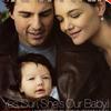Suri Cruise z rodzicami na okładce Vanity Fair w 2006 roku