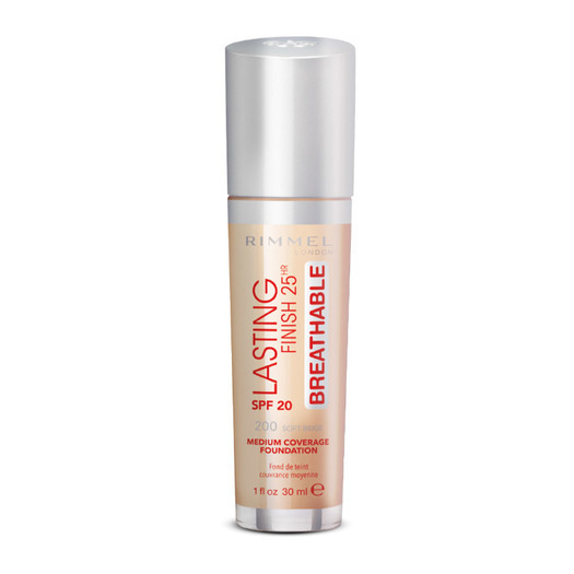 Rimmel - Lasting Finish 25HR Breathable
