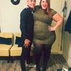 Blogerka plus size ze swoim chłopakiem