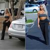 Klony Kim Kardashian w kampanii Yeezy