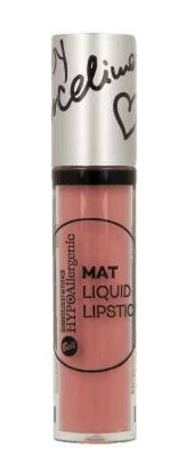 Bell, HYPOAllergenic, Mat Liquid Lipstick by Marcelina Zawadzka