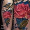 Niezwykłe tatuaże z podwójną ekspozycją